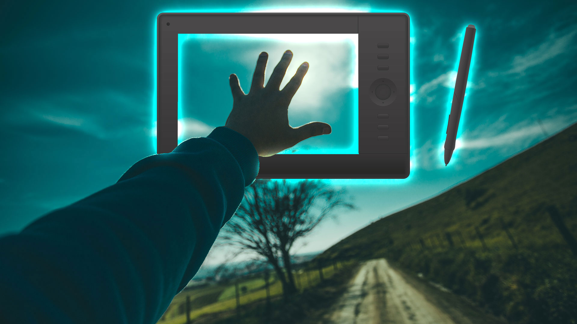 Онлайн курс фотошоп планшет 1920х1080 часть 3, Adobe Photoshop