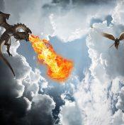Дракон и Ангел